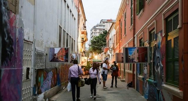 Festa de rua quer resgatar valores através da arte