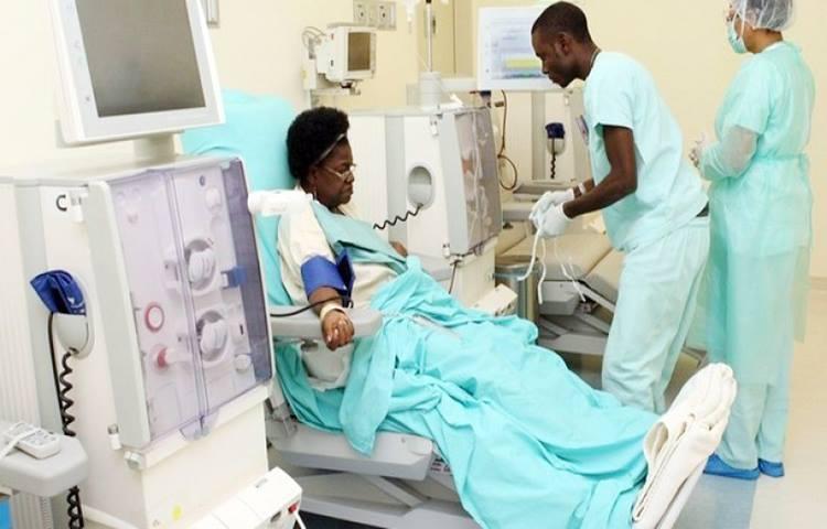 Doentes renais sem tratamento adequado