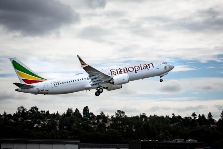 Queda de avião mata 157 pessoas na Etiópia