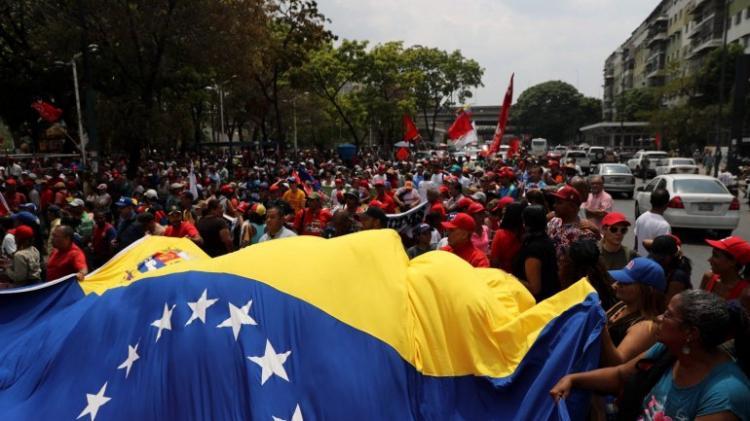 Protestos voltam hoje às ruas de Caracas
