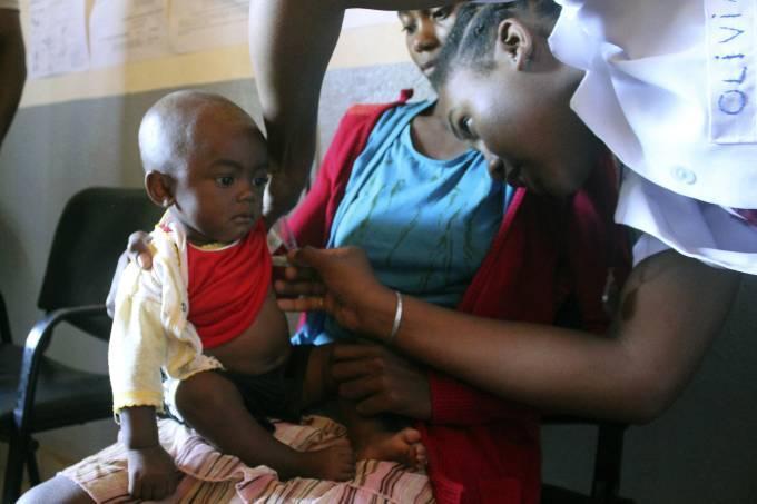 Sarampo causa 1.200 mortes em Madagáscar