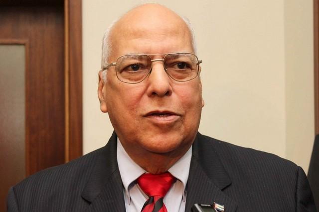 Vice-presidente do Conselho de Ministros de Cuba em Luanda