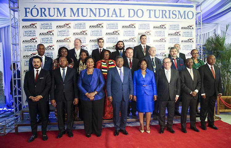 Luanda acolhe Fórum Mundial de Turismo