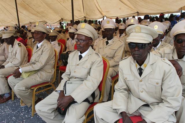 Autoridades tradicionais reúnem-se em Luanda