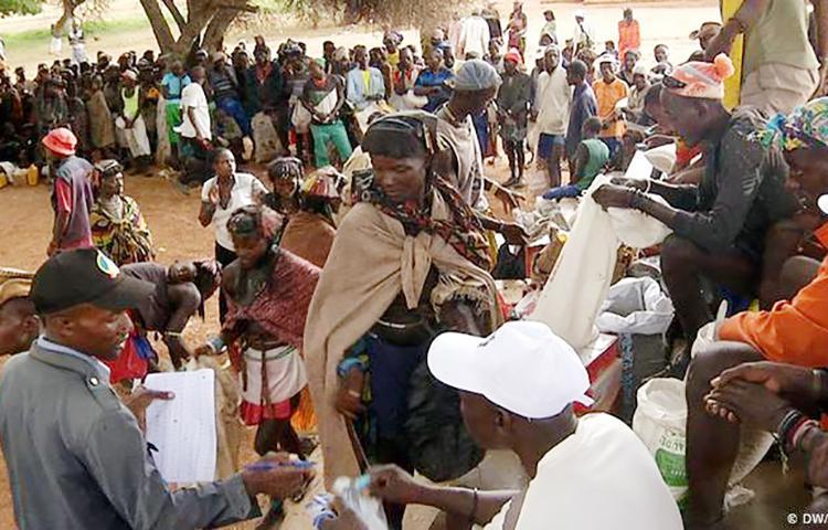 FAO quer erradicar fome em Angola