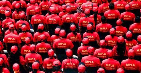MPLA elege hoje 134 novos membros