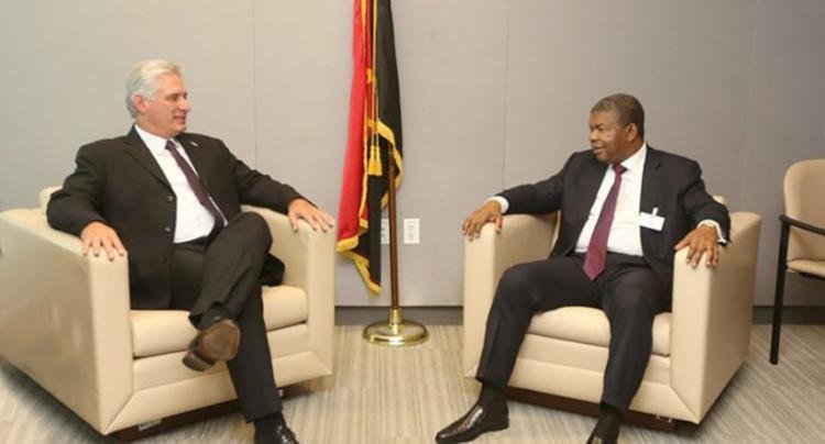 Angola e Cuba rubricam novos acordos