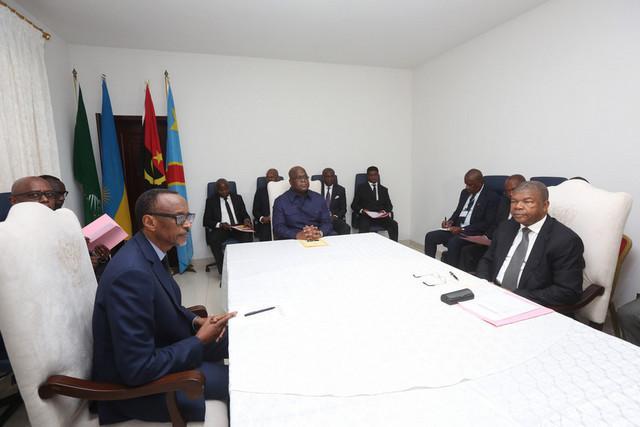 Luanda acolhe cimeira quadripartida