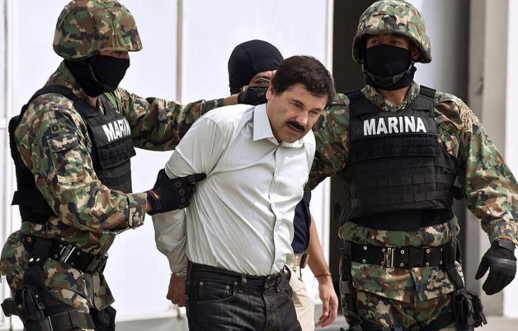 Joaquín 'El Chapo' condenado a pena perpétua