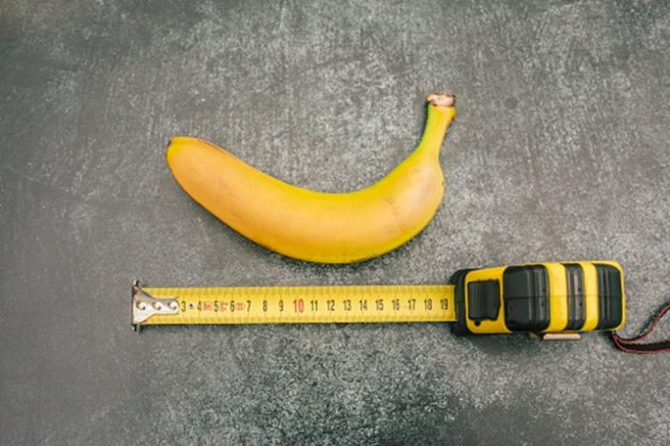 Estudo revela o tamanho ideal para o pénis