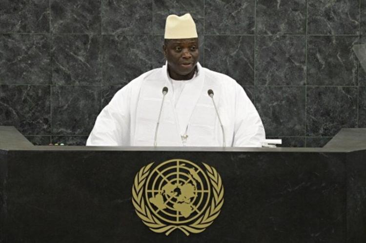 Ex-Presidente da Gâmbia acusado de mandar matar americano-gambianos