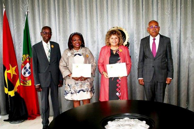 Académica luso-moçambicana honrada por pertencer à AAL