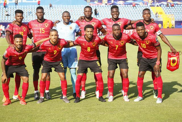 Angola sobe no 'ranking' da FIFA