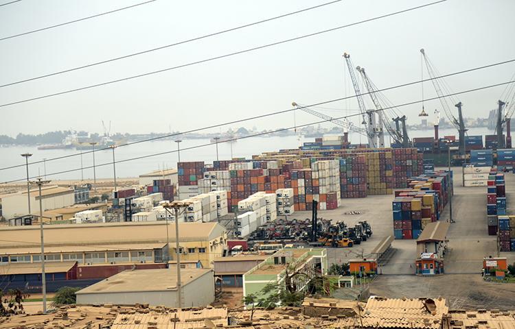 China e Portugal lideram investimento externo em Angola