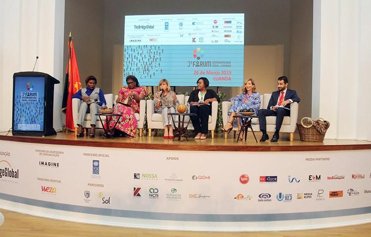 Luanda acolhe 4.º fórum sobre responsabilidade social