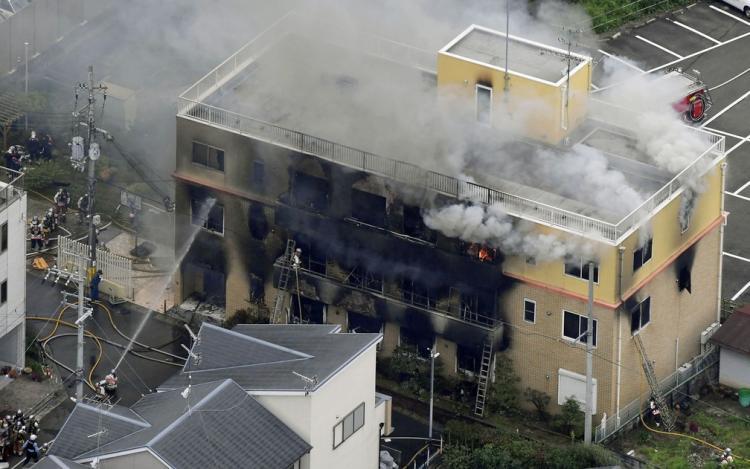 Mais de 30 mortos em incêndio criminoso