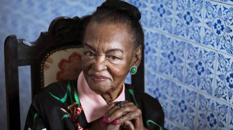 Morreu actriz brasileira Ruth de Souza