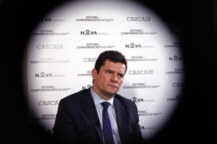 Polícia prende suspeitos de piratear telemóvel de Sérgio Moro