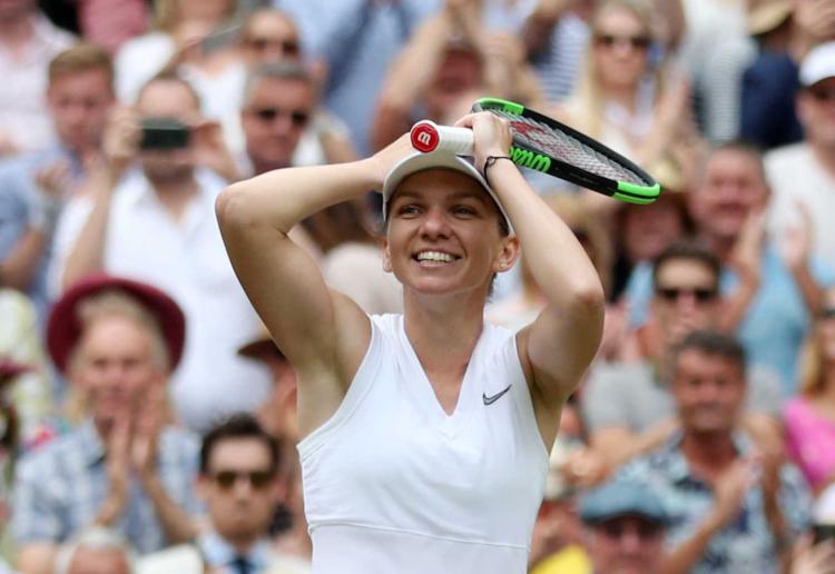 Simona Halep vence Serena Williams e conquista Wimbledon
