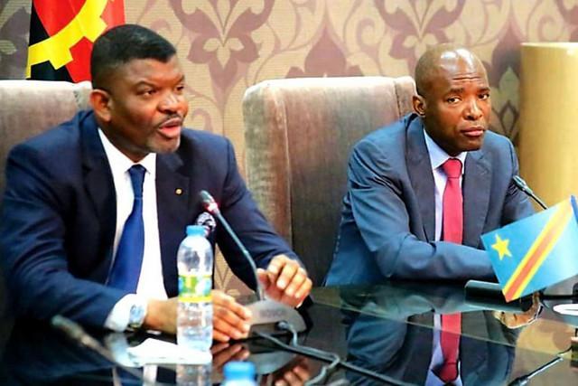 Angola e RDC reforçam cooperação