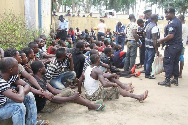 Polícia detém 176 estrangeiros ilegais