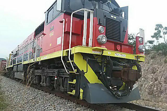 CFB desmente suspensão dos comboios para o Luau