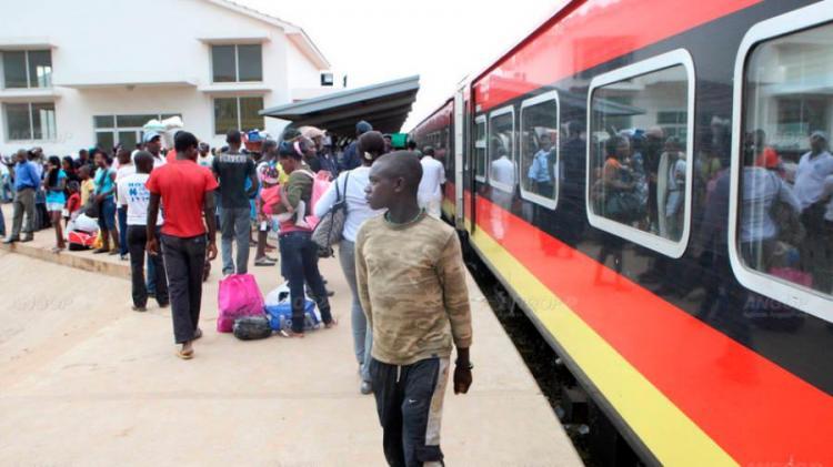 CFL retoma circulação de comboios Luanda/Dondo