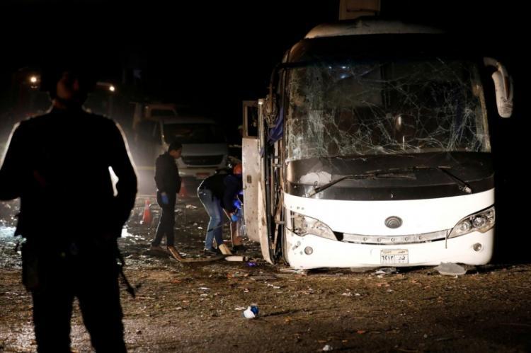 Explosão faz 17 mortos e 32 feridos