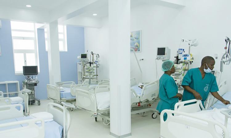 Hospital Pediátrico com centro de hemodiálise