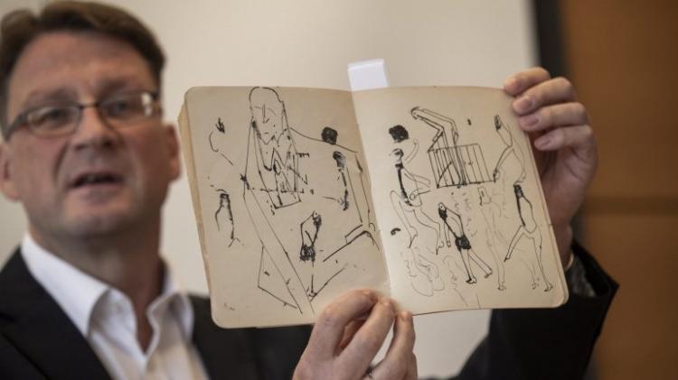 Israel recupera arquivos de Kafka