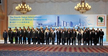 Japão reafirma parceria com países africanos