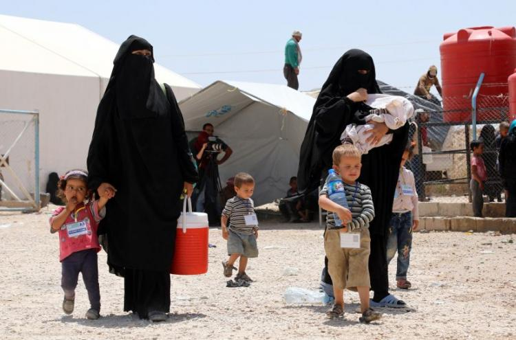 UE apoia refugiados sírios na Turquia