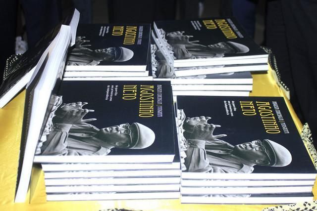 Apresentado livro fotográfico sobre Agostinho Neto
