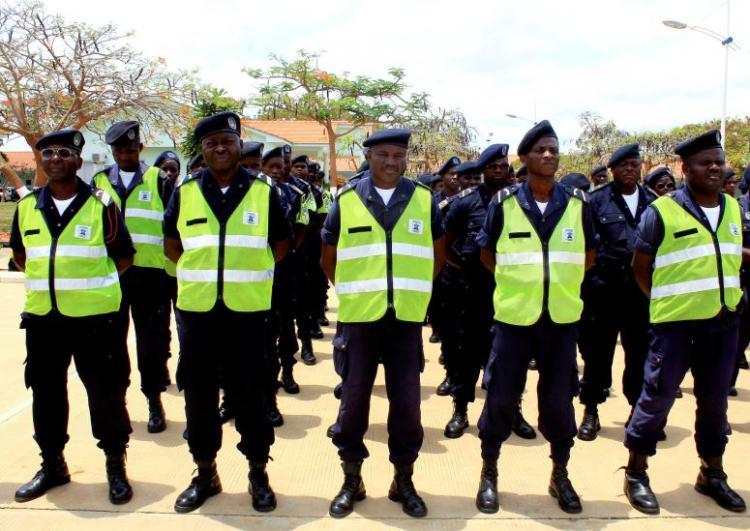 Seis mil desmobilizados reforçam quadro da Polícia