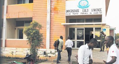 Lueji A'nkonde abre mestrado em ciências jurídico-forenses