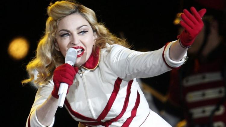 """Madonna lança concertos """"raros e intimistas"""""""