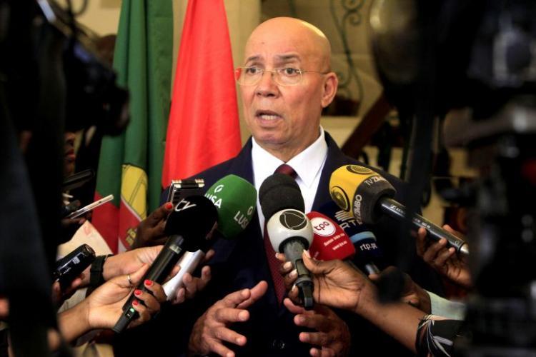 Ministro admite