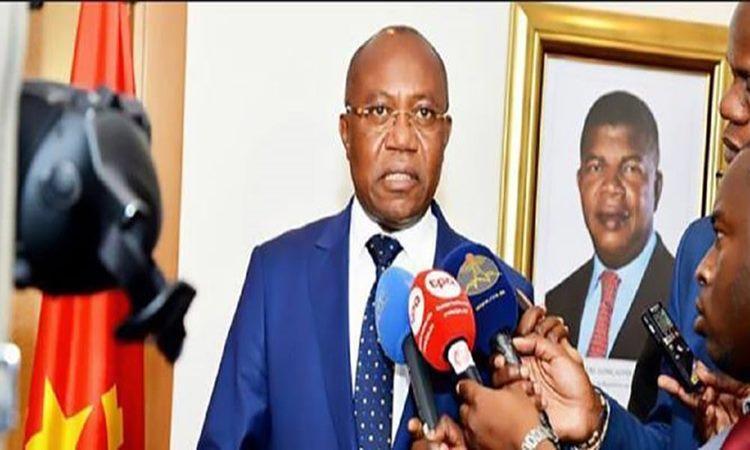 Angola apoia primeiro-ministro guineense Aristides Gomes