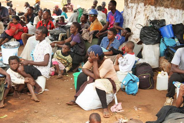 ACNUR inicia repatriamento para a RDC