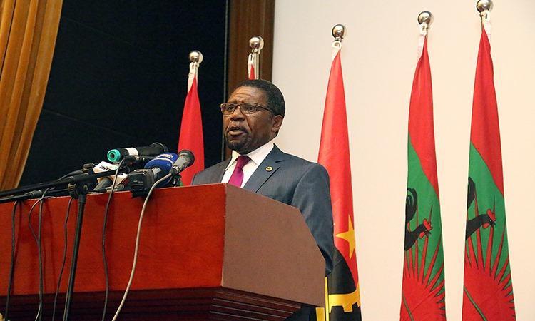 Adversários do PR estão no MPLA