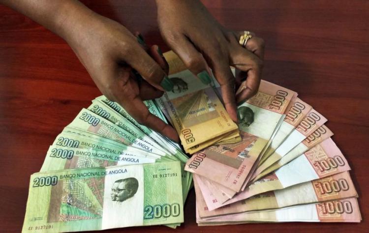 Angola pode emitir novas notas de kwanzas
