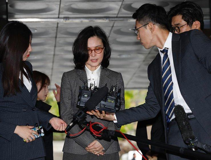 Detida mulher do ex-ministro da Justiça