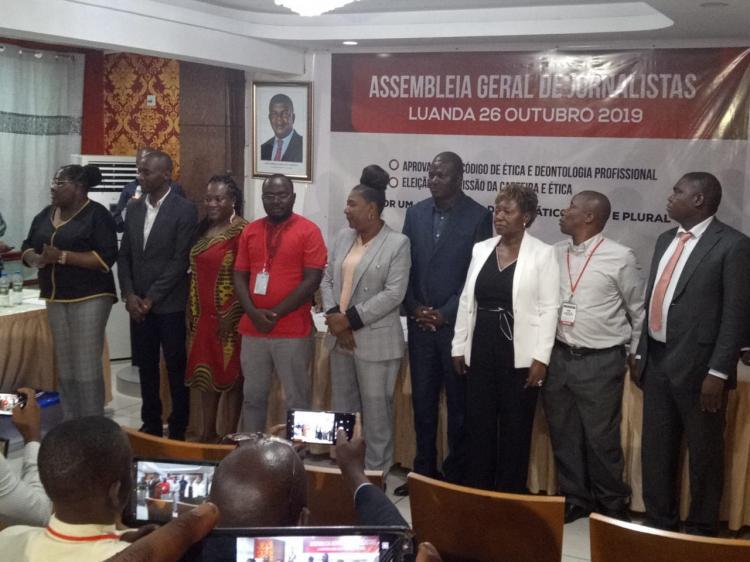 Eleitos membros da Comissão de Carteira e Ética