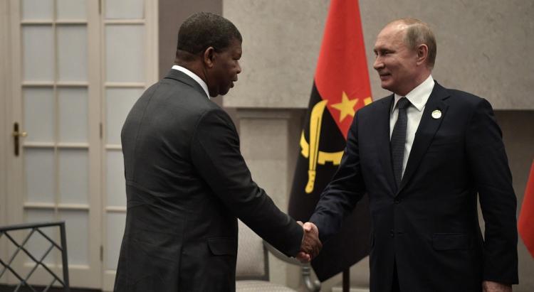 Presidente quer a Rússia na industrialização de África