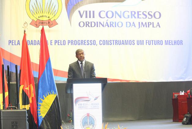 Líder do MPLA apela juventude a seguir partidos idóneos