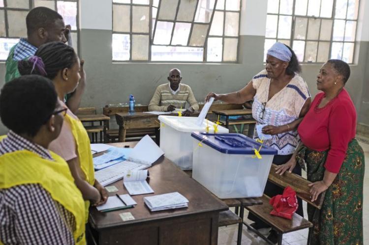 ONG dá conta de várias tentativas de fraude a favor da Frelimo