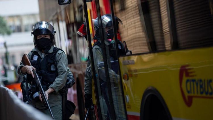 128 feridos e 260 detidos em confrontos