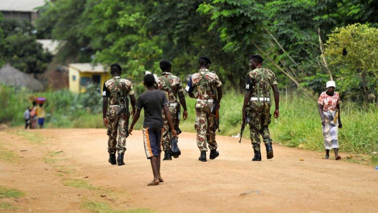 Extremistas reivindicam incursão e morte de militares
