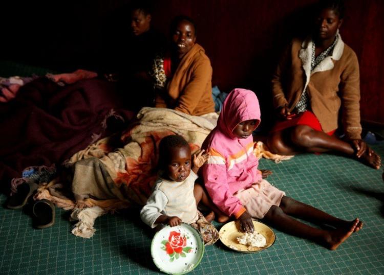 Insegurança alimentar atinge mais de 60% da população do Zimbábue