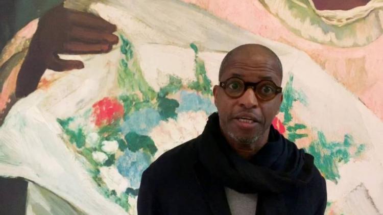Artista guineense expõe em Angola